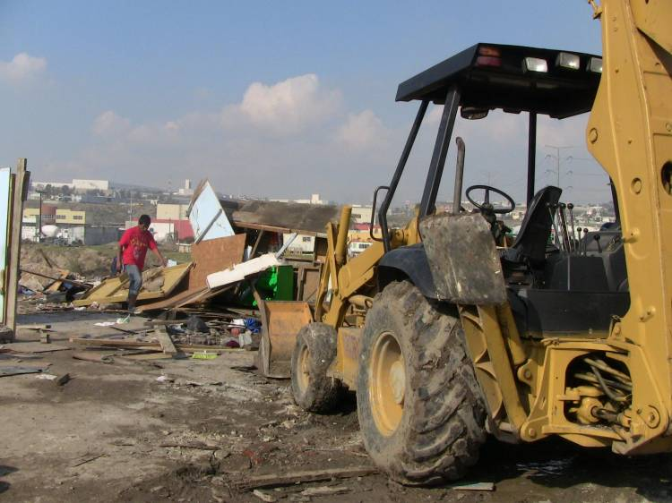 desalojos Alamar 15 dic 2011