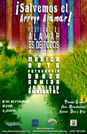Festival El Alamar es de Todos: 8 de septiembre