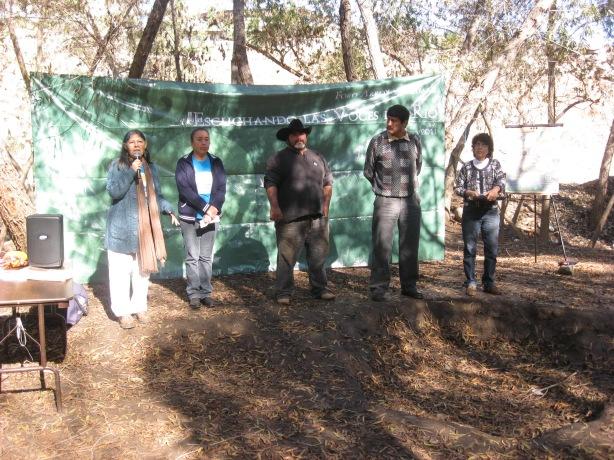 Miembros de la Mesa Técnica solicitan a EPN suspender canalización del Arroyo Alamar