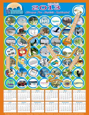 ¡Calendario y juego en uno!