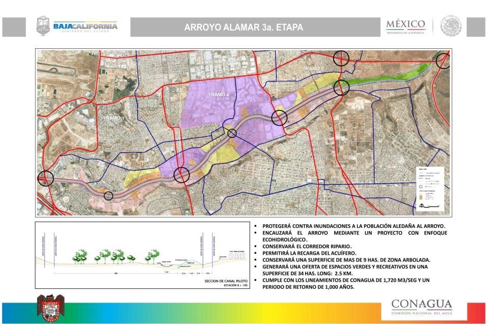Arroyo Alamar 3a Et.
