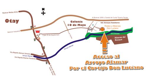 ALAMAR_mapa Cortijo Don Luciano